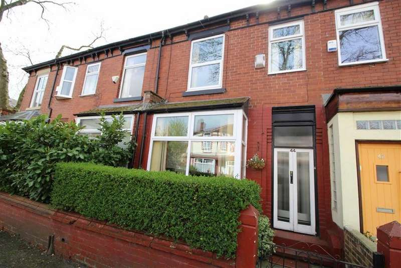 3 Bedrooms Terraced House for sale in St Annes Road, Chorlton