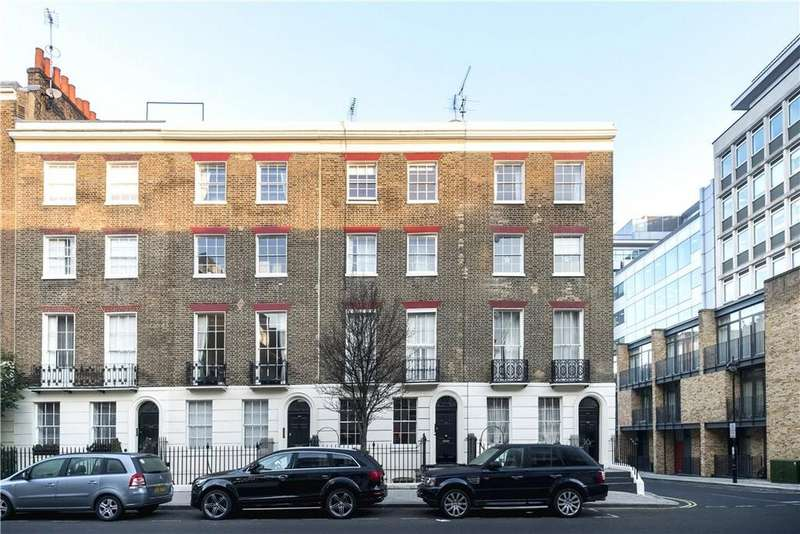 3 Bedrooms Flat for sale in Blandford Street, Marylebone, London, W1U