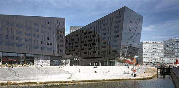 1 Bedroom Apartment Flat for sale in Mann Island, Liverpool