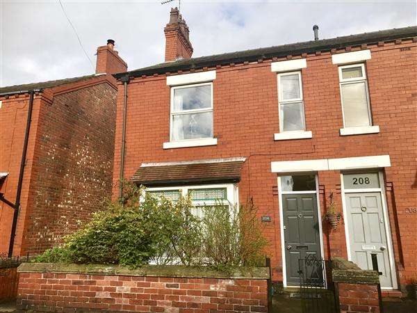 4 Bedrooms Semi Detached House for sale in Bond Street, Macclesfield