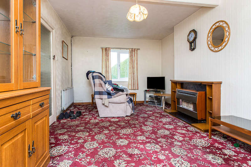 3 Bedrooms Semi Detached House for sale in Searston Avenue, Holmewood, Chesterfield, S42