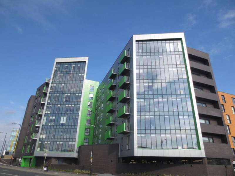 2 Bedrooms Apartment Flat for sale in Eastbank Tower, Ancoats