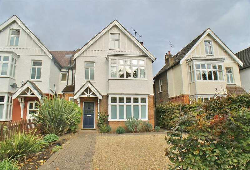 4 Bedrooms Semi Detached House for sale in Ravensbourne Avenue, Bromley