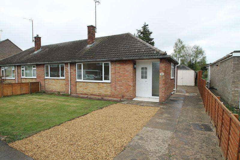 3 Bedrooms Semi Detached Bungalow for sale in Fennell Road, Pinchbeck