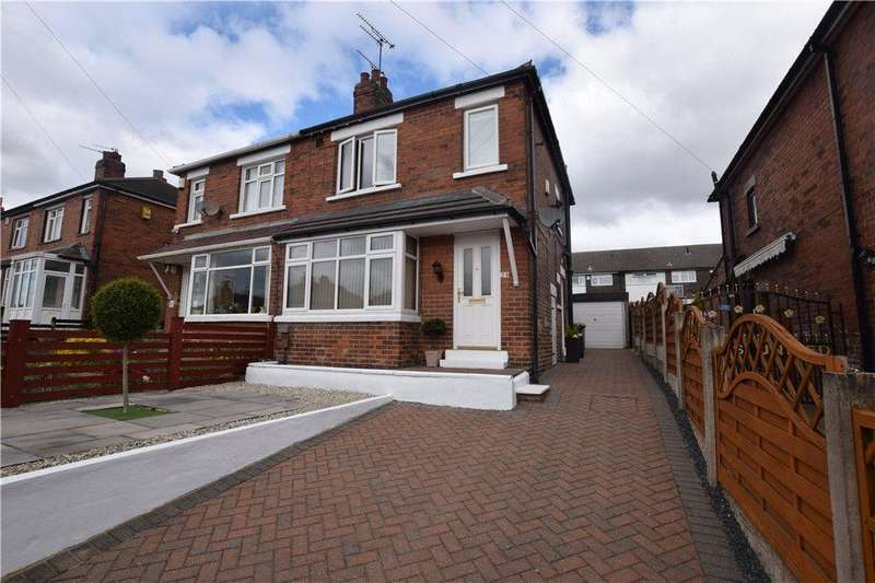 3 Bedrooms Semi Detached House for sale in Kellett Road, Leeds, West Yorkshire