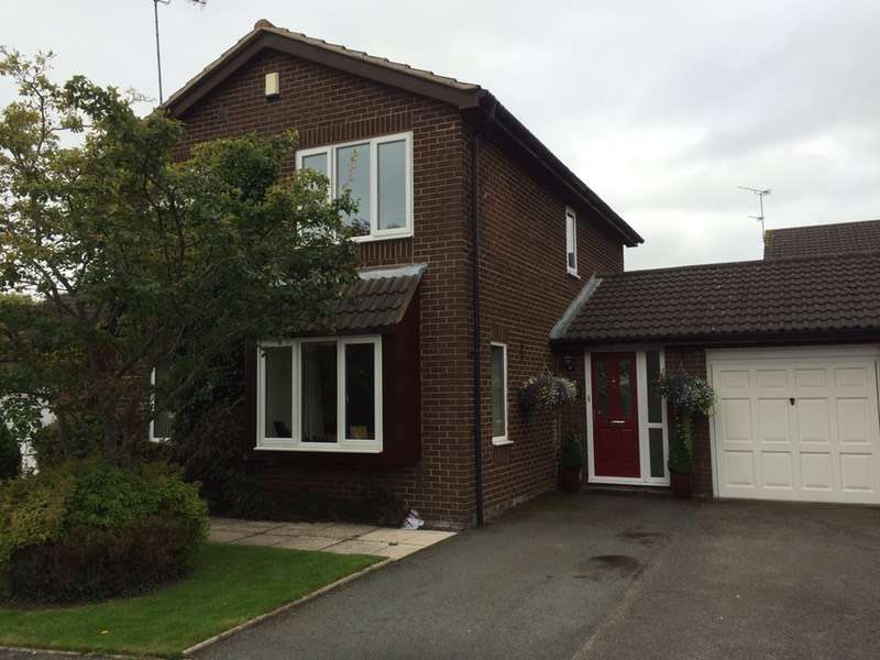 3 Bedrooms Detached House for sale in mallory walk, chester, Cheshire, CH4