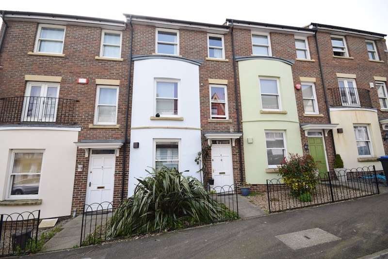 5 Bedrooms Town House for sale in Albion Road, Ramsgate, Kent, CT11