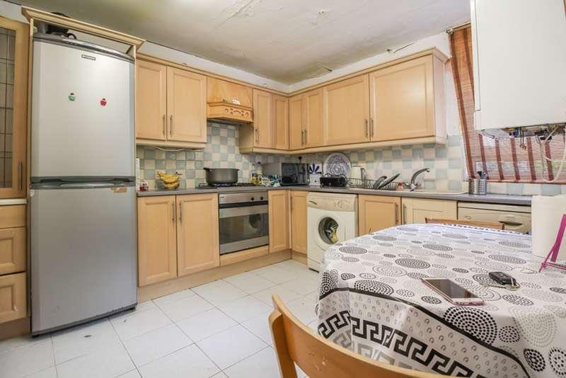 2 Bedrooms Maisonette Flat for sale in Petherton road, Islington, London, N5