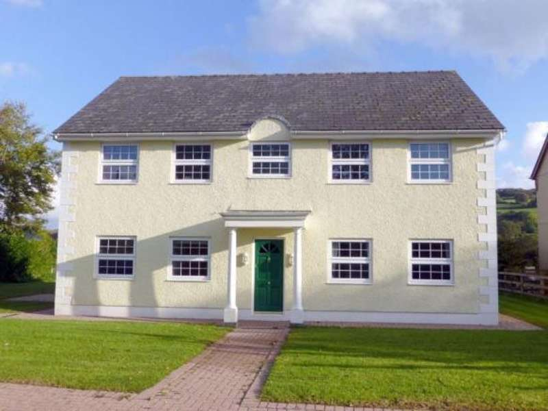 4 Bedrooms Detached House for sale in Milo, Llandybie, Ammanford, Carmarthenshire, SA18