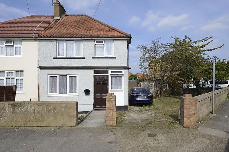 3 Bedrooms Semi Detached House for sale in Princes Park Lane, Hayes, Middlesex, UB3