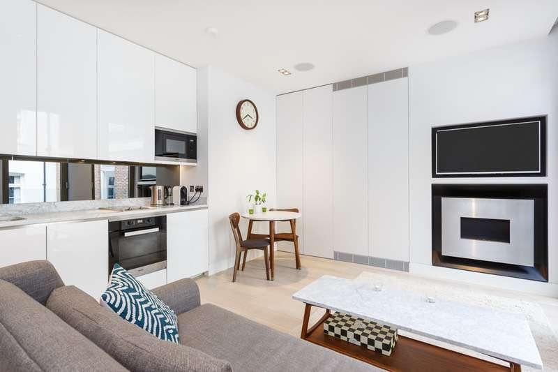 1 Bedroom Flat for sale in Warwick Court, London, London, WC1R