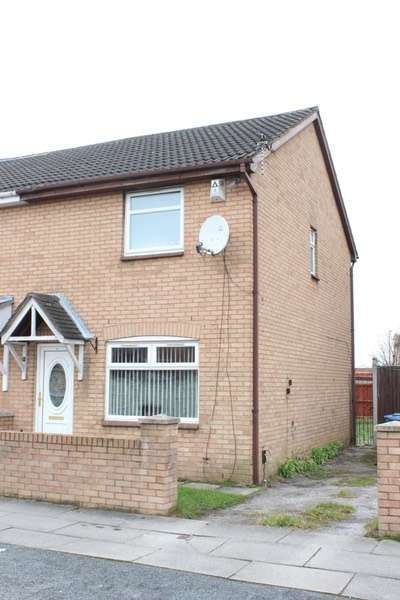 3 Bedrooms Semi Detached House for sale in Hebden Road, Liverpool, Merseyside, L11