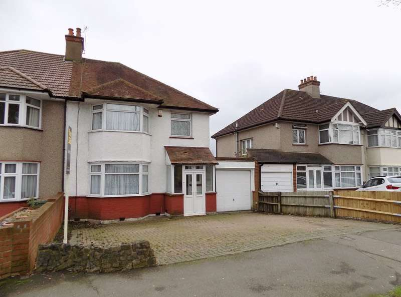 4 Bedrooms Semi Detached House for sale in Whitchurch Lane, Edgware, Middlesex, HA8