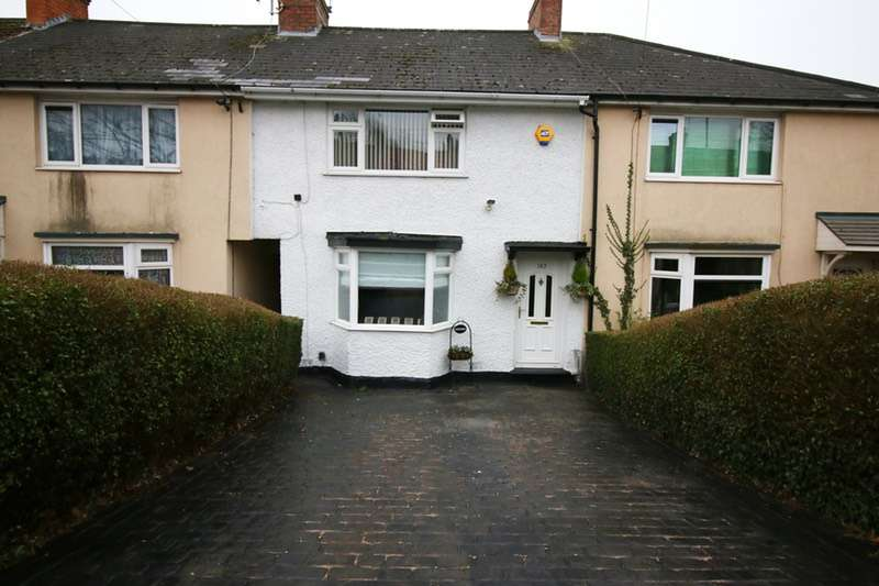 2 Bedrooms Terraced House for sale in Chinn Brook Road, Birmingham, West Midlands, B13