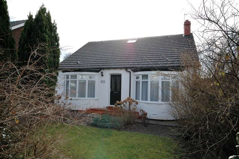 5 Bedrooms Bungalow for sale in Ormesby Bank, Middlesbrough, North Yorkshire, TS7