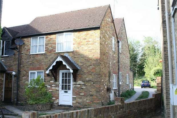 1 Bedroom End Of Terrace House for sale in 4 Old Bakery Court, High Street, Iver, Buckinghamshire
