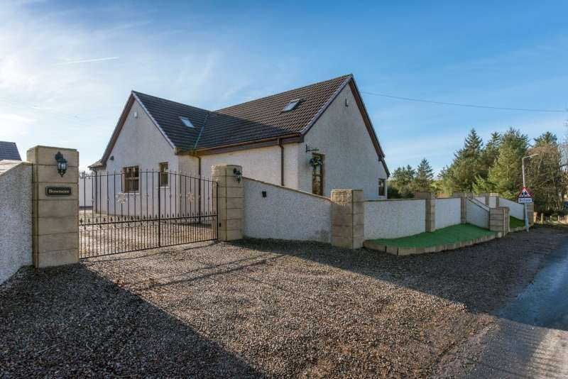 5 Bedrooms Detached House for sale in , Fintry, Turriff, Aberdeenshire, AB53 5PS