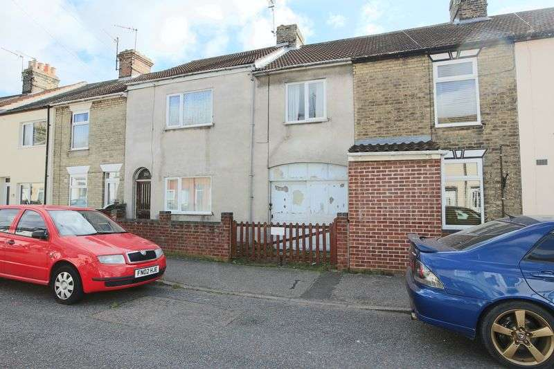 4 Bedrooms House for sale in Raglan Street, Lowestoft
