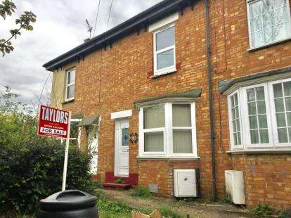 2 Bedrooms Terraced House for sale in Stevenage Road, Hitchin, Hertfordshire