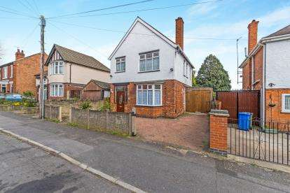 3 Bedrooms Detached House for sale in Overdale Road, Derby, Derbyshire