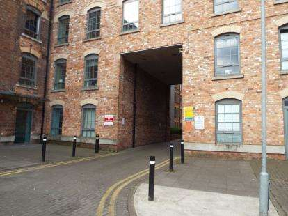 1 Bedroom Flat for sale in Block 1 The Hicking Building, Queens Road, Nottingham, Nottinghamshire