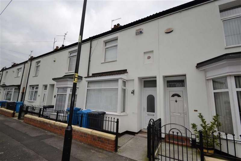 2 Bedrooms Terraced House for sale in Camden Street, Boulevard, Hull, HU3