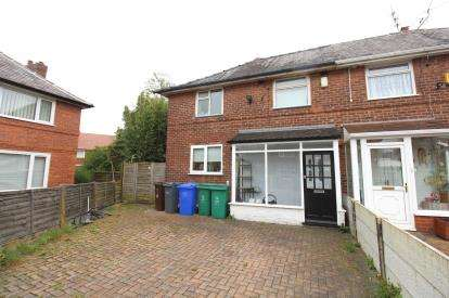 3 Bedrooms Semi Detached House for sale in Denville Crescent, Manchester, Greater Manchester