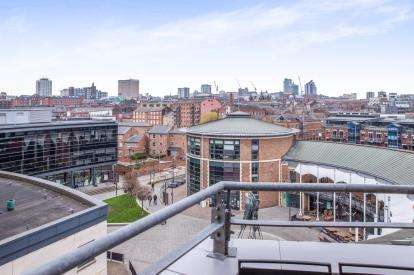 1 Bedroom Flat for sale in Bowman Lane, Leeds, West Yorkshire