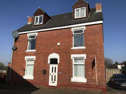 5 Bedrooms Detached House for sale in Pearson Street, Dukinfield, Greater Manchester