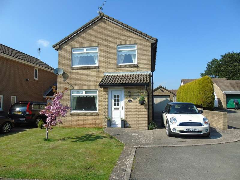 4 Bedrooms Detached House for sale in Doniford Close, Sully, Penarth