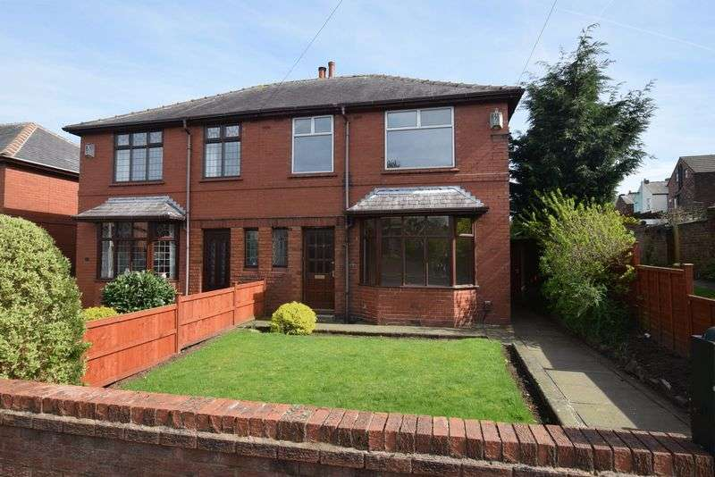 3 Bedrooms Semi Detached House for sale in Barn Lane, Warrington