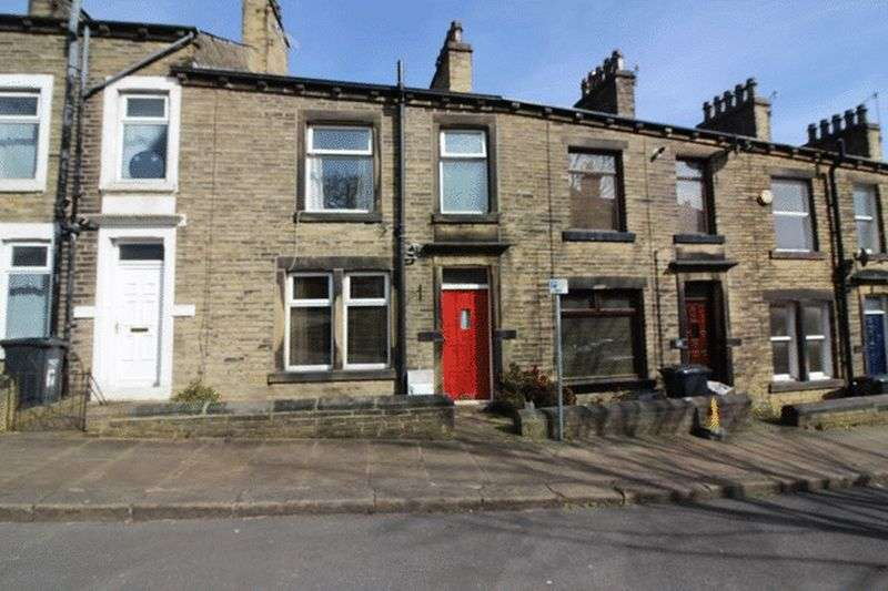 2 Bedrooms Terraced House for sale in Westbourne Crescent, Salterhebble, Halifax