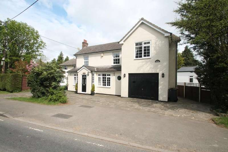 3 Bedrooms Detached House for sale in Main Road, Ford End