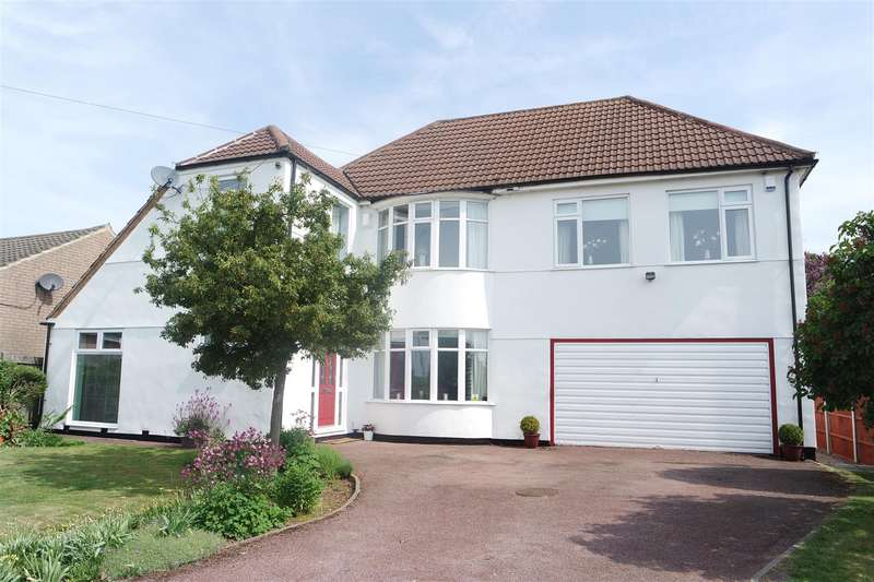 5 Bedrooms Property for sale in Diamond Avenue, Kirkby-in-Ashfield
