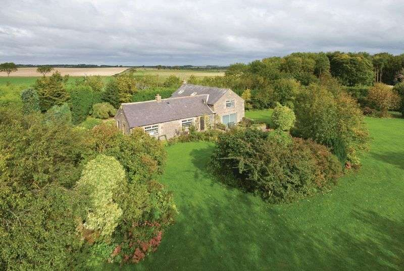 4 Bedrooms Detached House for sale in The Hocket, Rennington, Alnwick