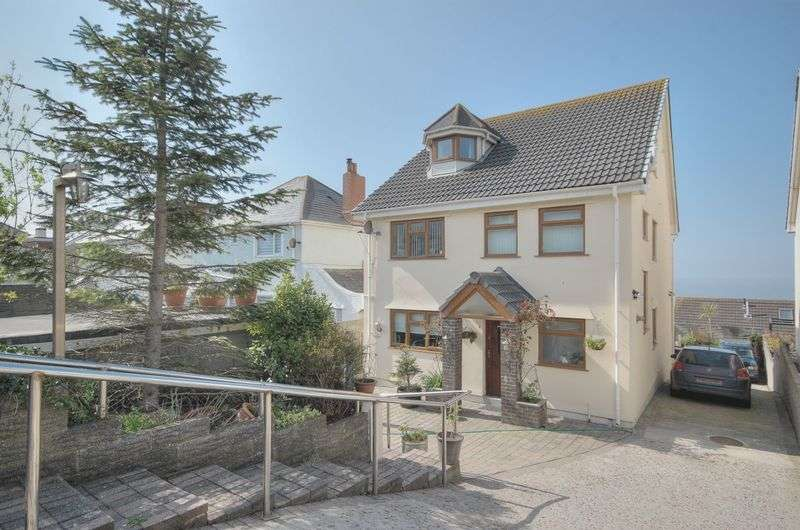 5 Bedrooms Detached House for sale in Matiana, Main Road, Ogmore-by-Sea, CF32 0PD