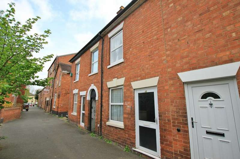 2 Bedrooms Terraced House for sale in Bromyard Terrace, ST JOHNS