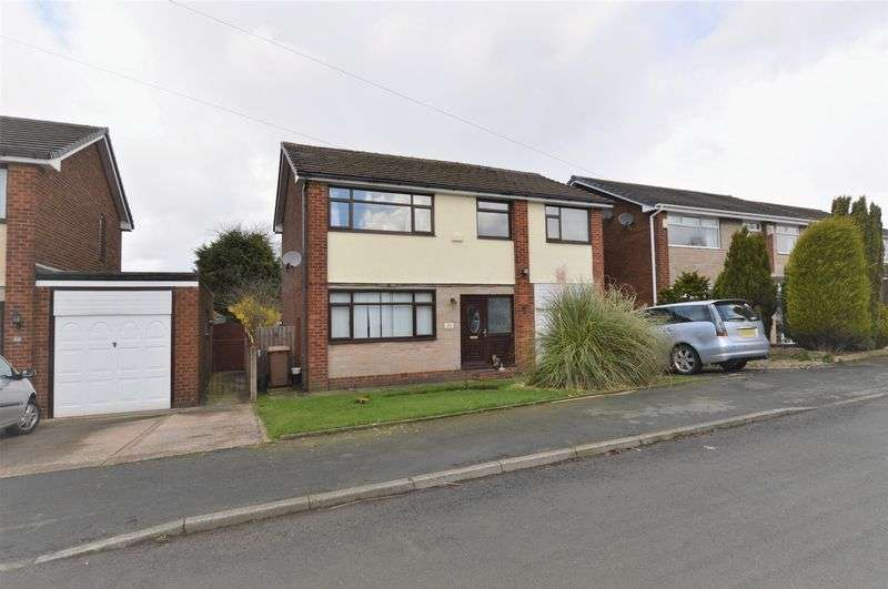 5 Bedrooms Detached House for sale in Dale View, Littleborough