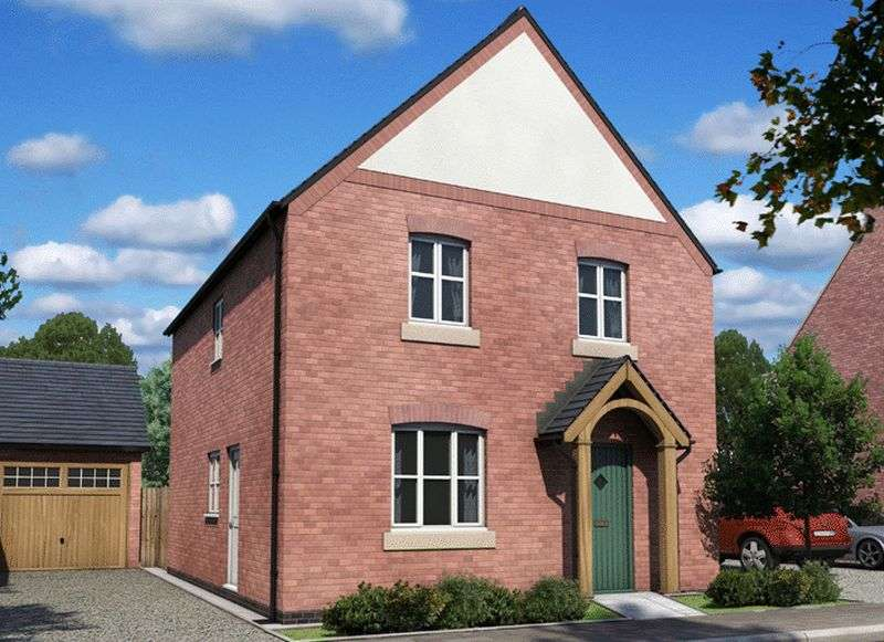 3 Bedrooms Detached House for sale in The Beeley Off Burton Road, Tutbury