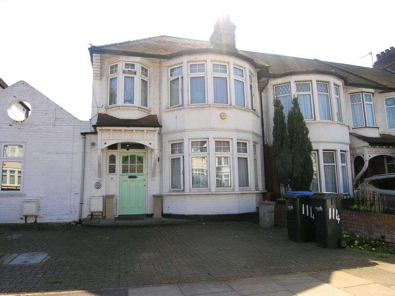 3 Bedrooms Semi Detached House for sale in Palmers Green, N13
