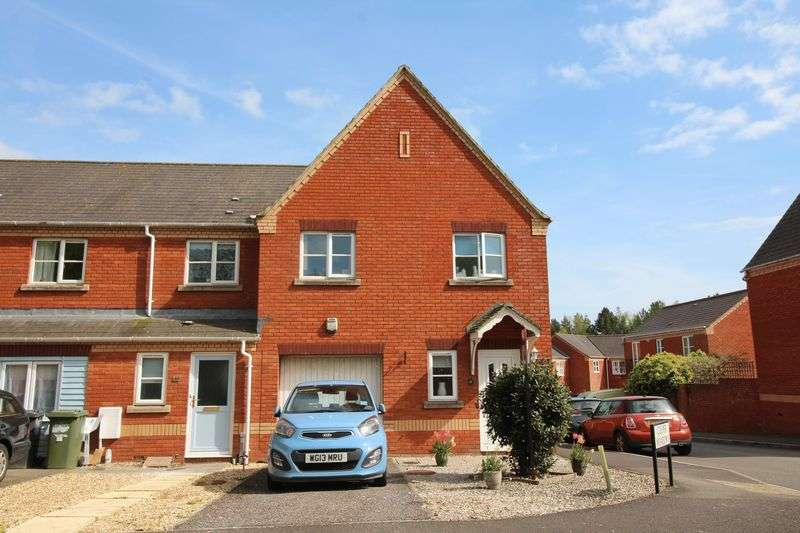 3 Bedrooms House for sale in Lewis Crescent, Exeter