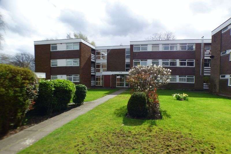 2 Bedrooms Flat for sale in Trident Court, Butlers Road, Handsworth Wood
