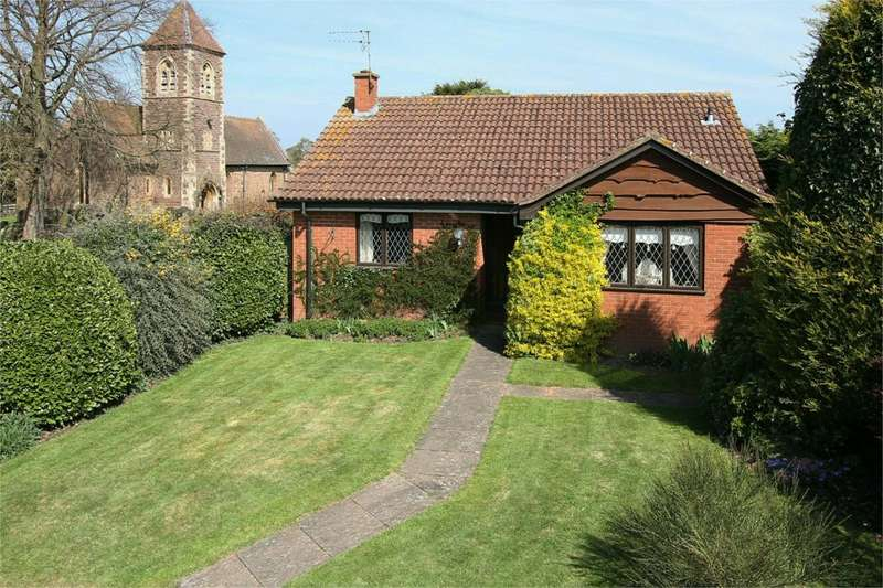 2 Bedrooms Detached Bungalow for sale in Glebelands, Bobbington, Stourbridge, DY7