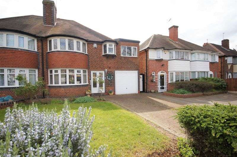 4 Bedrooms Semi Detached House for sale in Garretts Green Lane, Sheldon - FOUR BEDROOM SEMI-DETACHED HOME IN SHELDON WITH NO CHAIN!