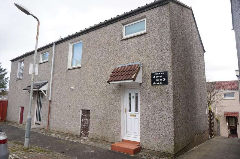 3 Bedrooms Semi Detached House for sale in Carrickstone, Cumbernauld G67