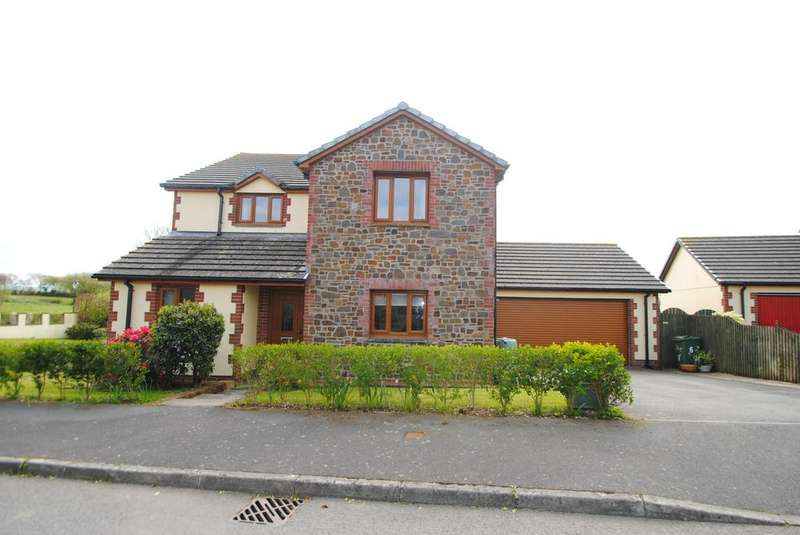 4 Bedrooms Detached House for sale in Marshalls Mead, Beaford