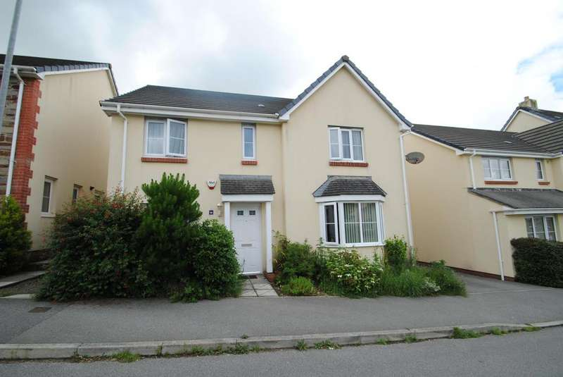 4 Bedrooms Detached House for sale in Gilbert Road, Bodmin