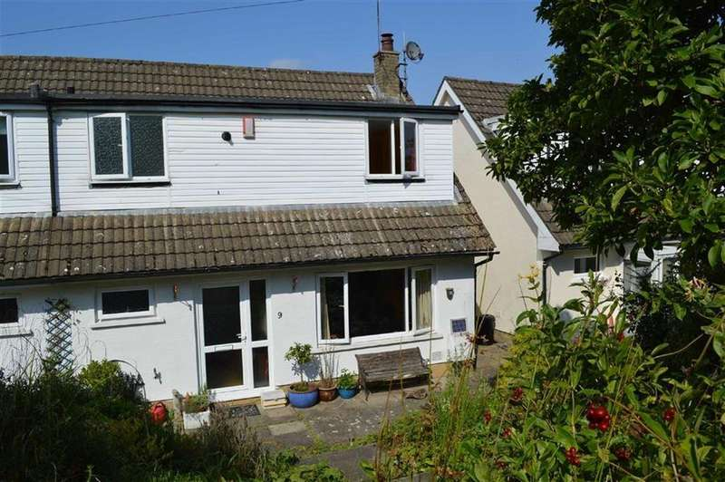 3 Bedrooms Semi Detached House for sale in Chapel Close, Aberthin, Vale Of Glamorgan