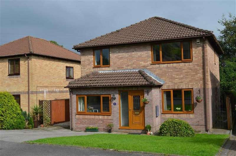 4 Bedrooms Detached House for sale in Glan Creigiau, Pontyclun