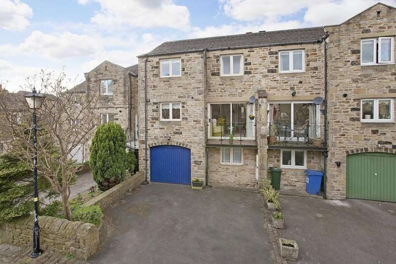 3 Bedrooms Town House for sale in Old Union Square, Skipton